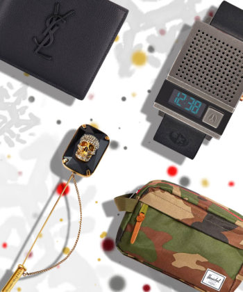 This Season's Most Giftable Men's Accessories