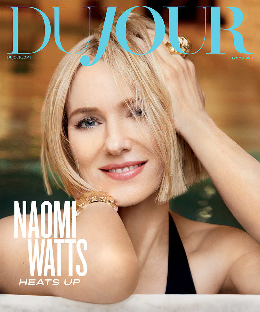 Naomi Watts Takes The Plunge