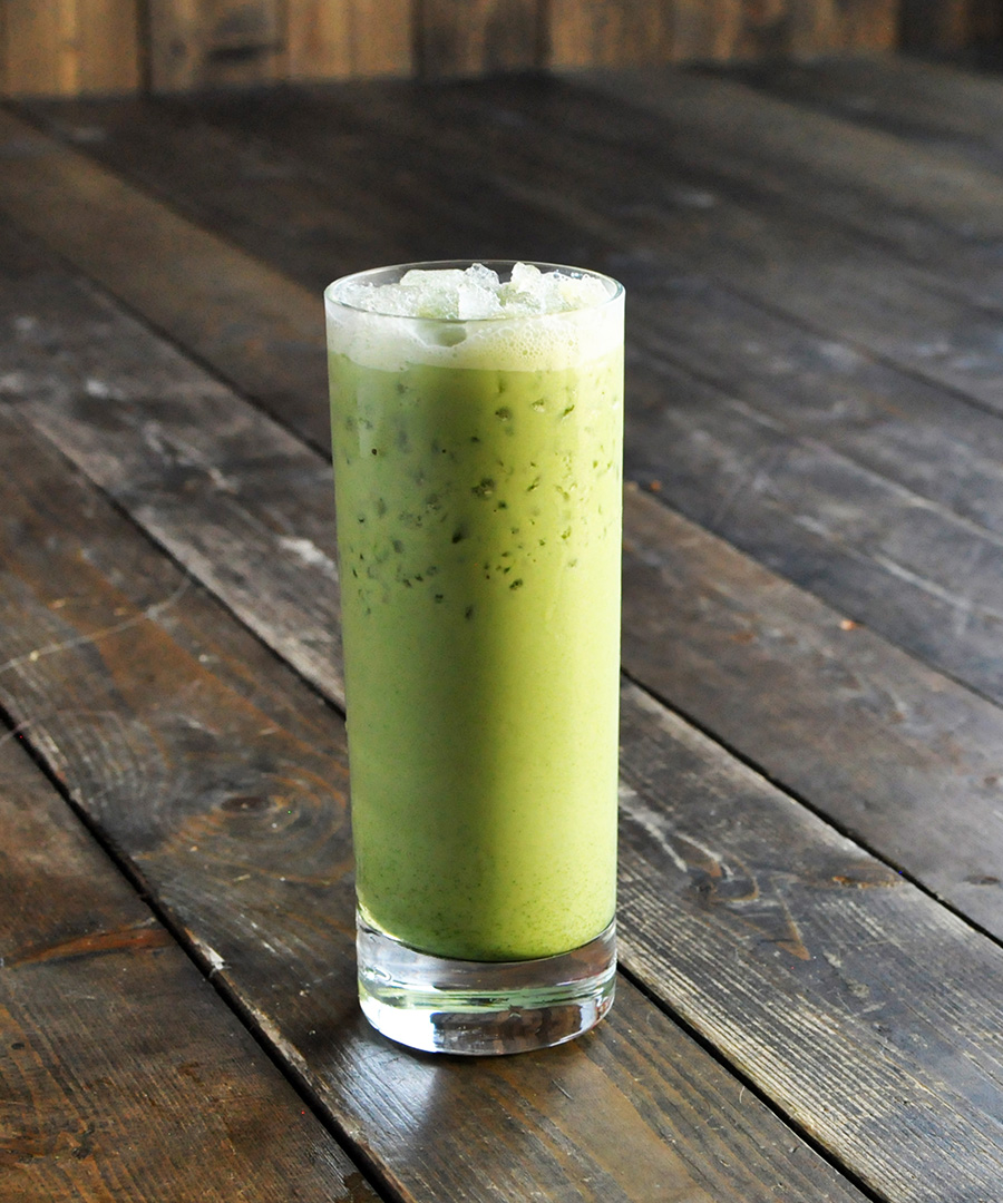 Where to Savor a Healthy Matcha Cocktail
