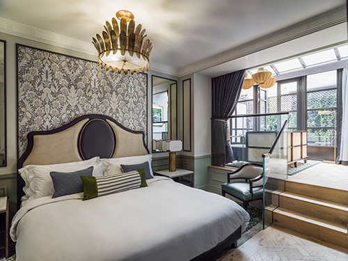 The Garden Suite at The Mayfair Townhouse