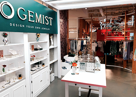 Gemist x Fred Segal Pop-Up Shop