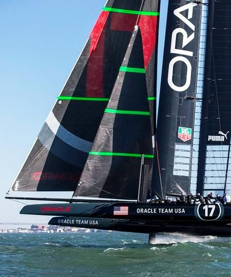 America's Cup Gets the TAG Heuer Treatment