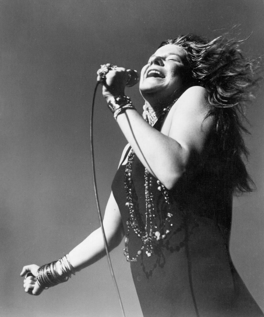 Checking in with Broadway's Janis Joplin