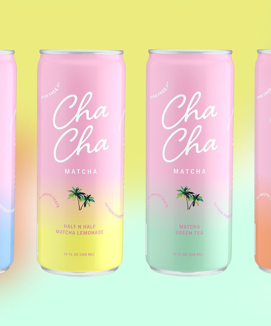 Cha Cha Matcha Will Go Anywhere With You Now