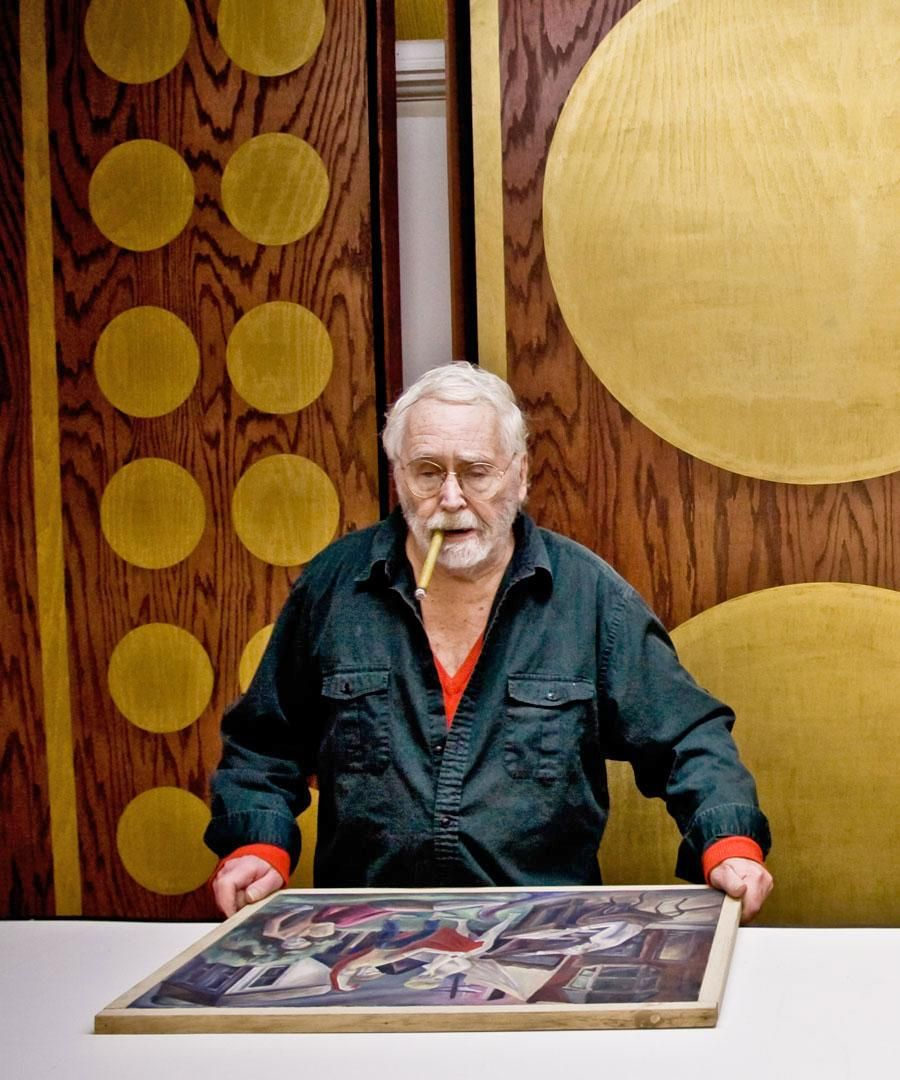The Revenge of Robert Indiana