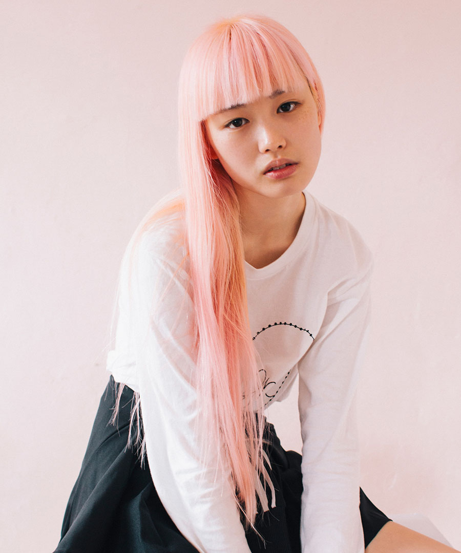 The Dreamiest Pastel Hair Trends