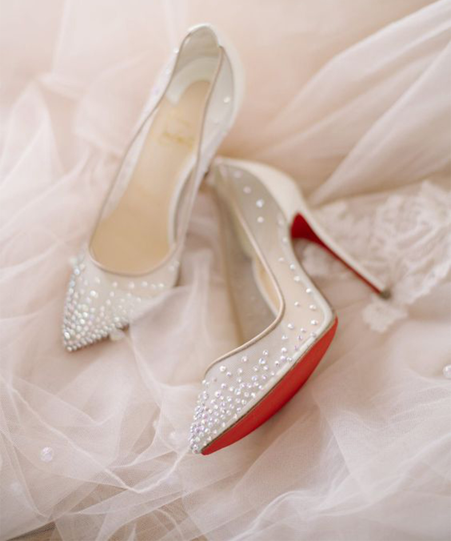 Bridal Shoes For Summer Nuptials