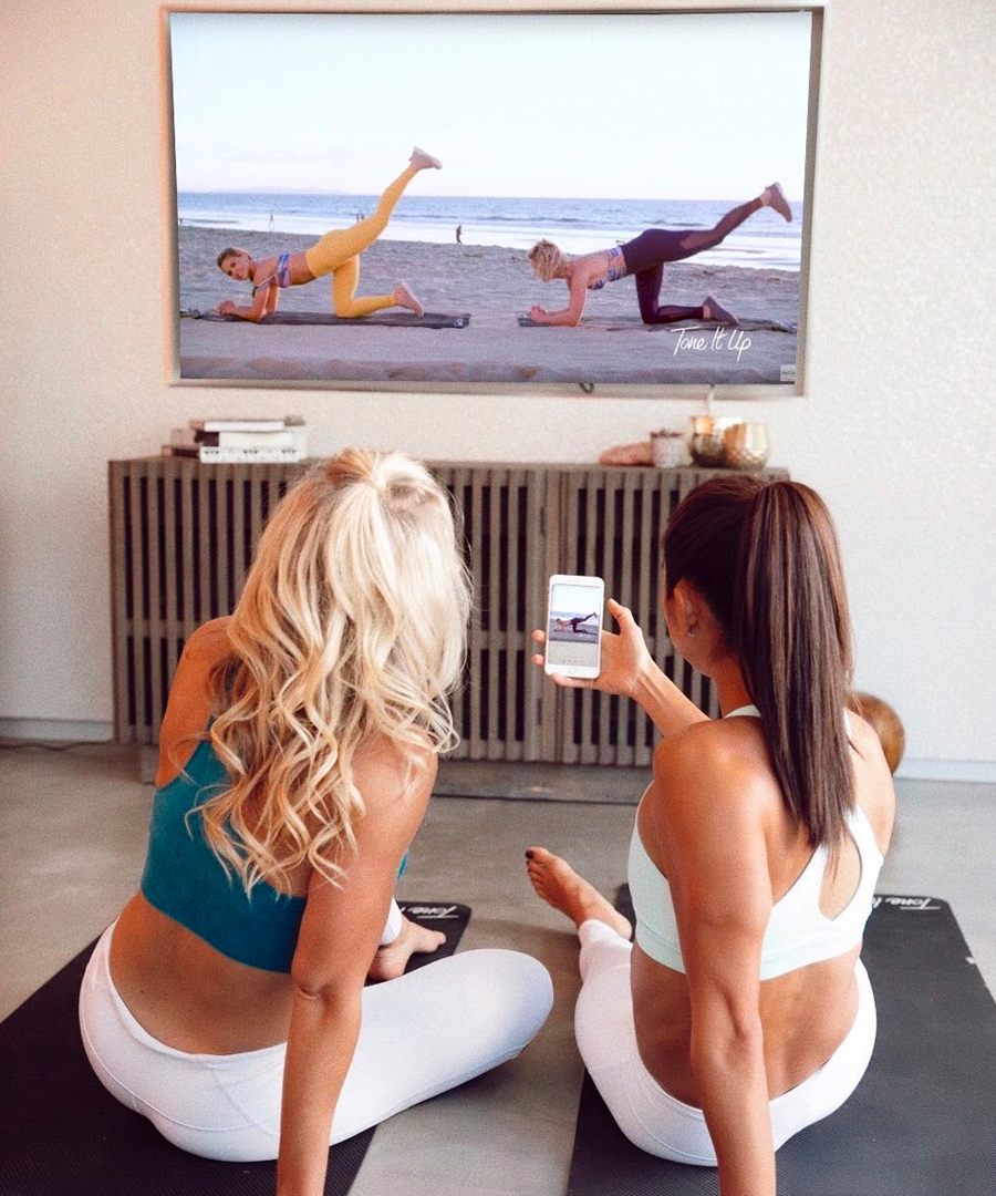Do These Workouts From Home When You Can't Get to The Gym