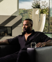 Tyson Beckford Has Been Busy