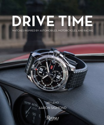 'Drive Time' Pairs Watches with Their Auto Inspirations