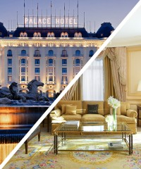 Room Request: Madrid's Westin Palace Hotel