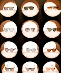 Customize Your Sunnies at Persol's NYC Flagship Store