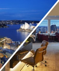 Room Request! The Shangri-La Sydney