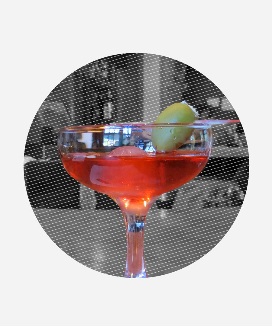 Drink DuJour : The Tale of the Couptail