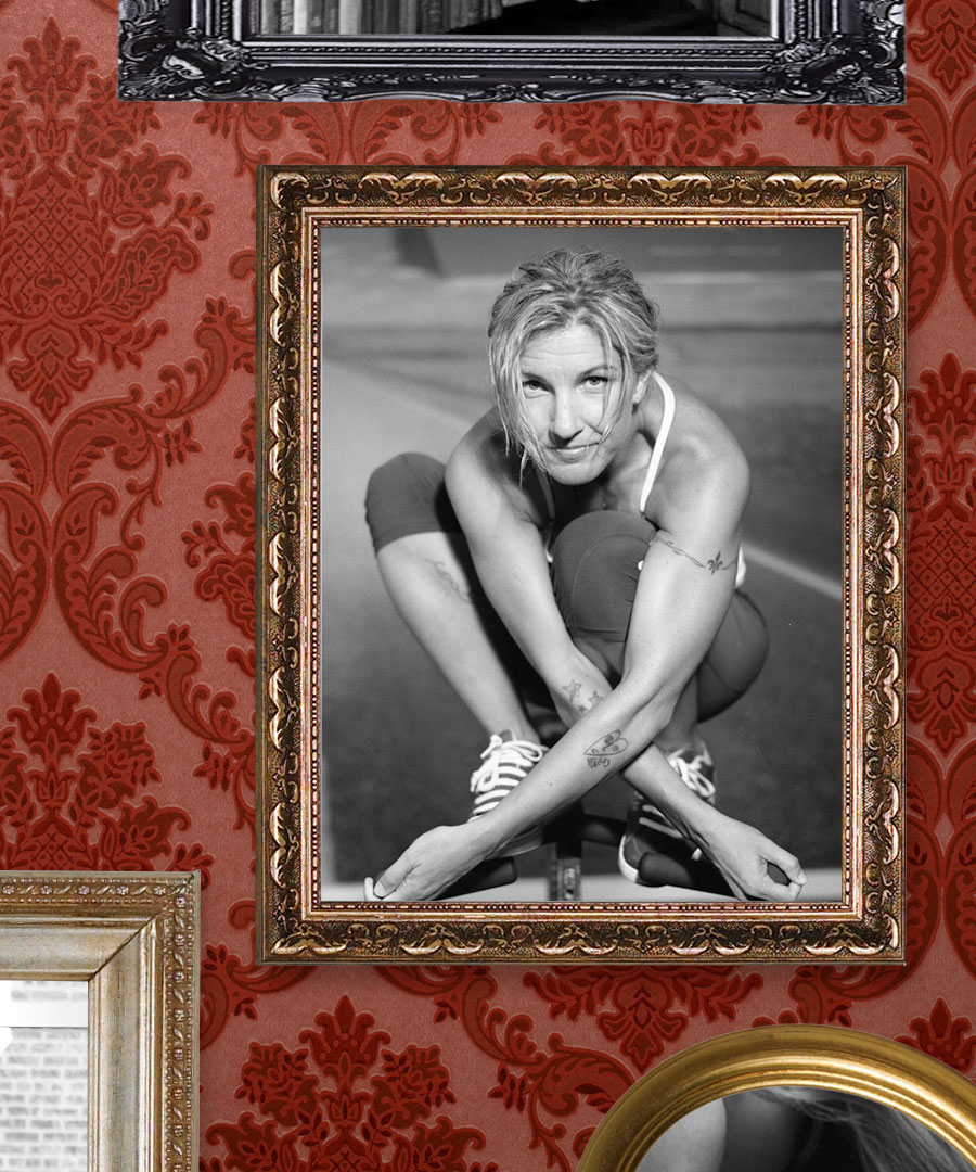 Stacey Griffith Resolves to Do Yoga With Madonna