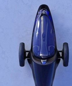 What Rides Ahead: The Cars of Tomorrow
