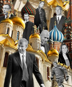 Meet the Richest Russians in America