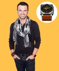 Watch & Learn: Tony Dovolani's Bell & Ross