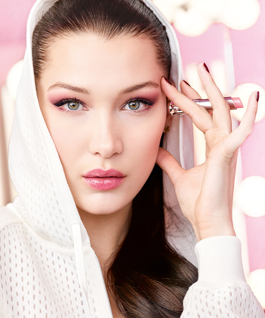 Bella Hadid Stars in New Dior Beauty Campaign