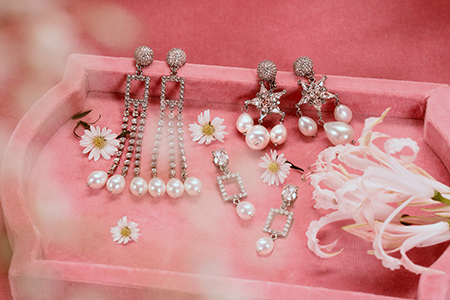 Roger Vivier's first jewelry collection