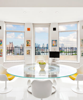 Inside Fashion Designer Lisa Perry's $45 Million NYC Penthouse