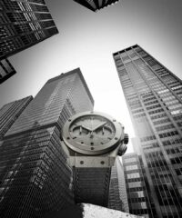 Hublot Releases a Timepiece Inspired by New York