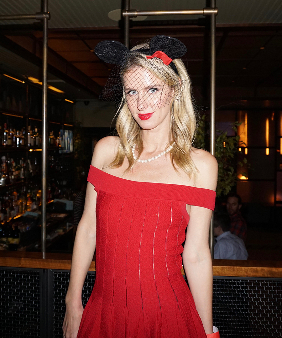 Inside The Kimpton Hotel Eventi's Halloween Party