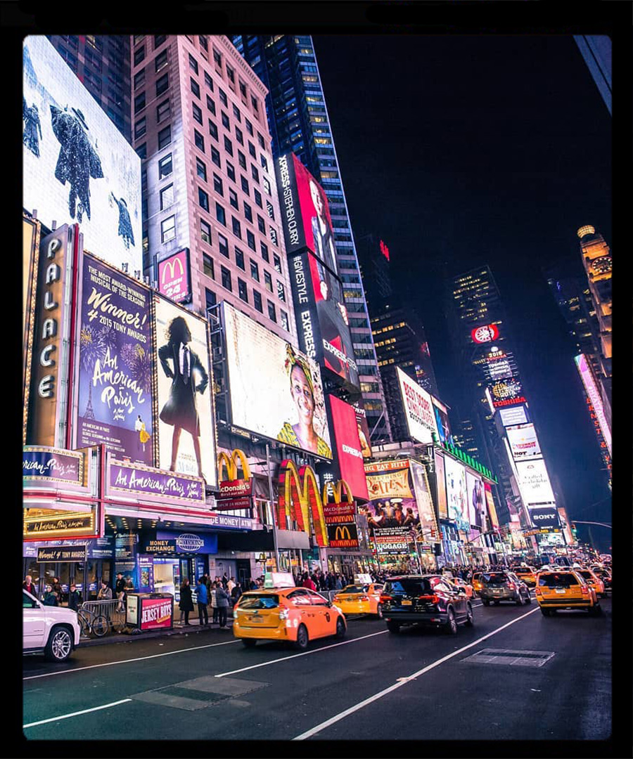 The Weekender: Theater District, NYC