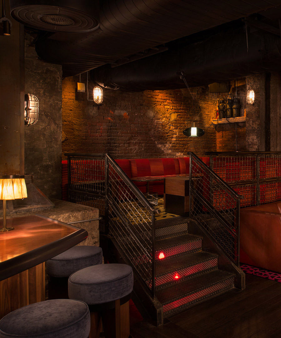 Inside The Beekman's Exclusive New Club