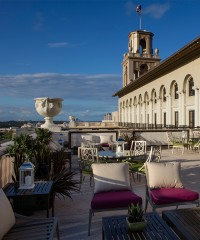 The Breakers Palm Beach converted its top two floors into a chic boutique hotel