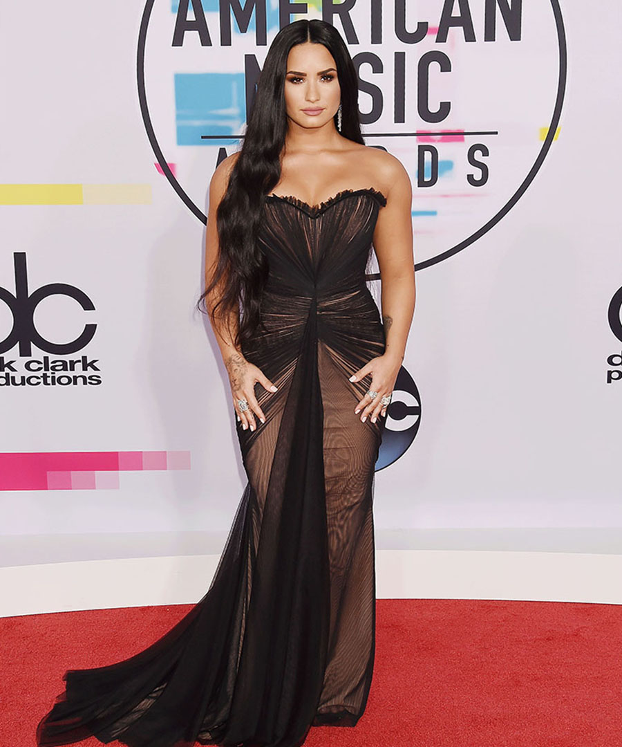 The Best Red Carpet Looks at the 2017 AMAs