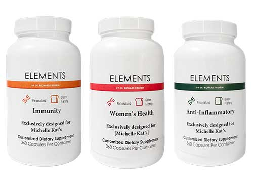 Precise Elements by Dr. Firshein supplements for whatever ails you