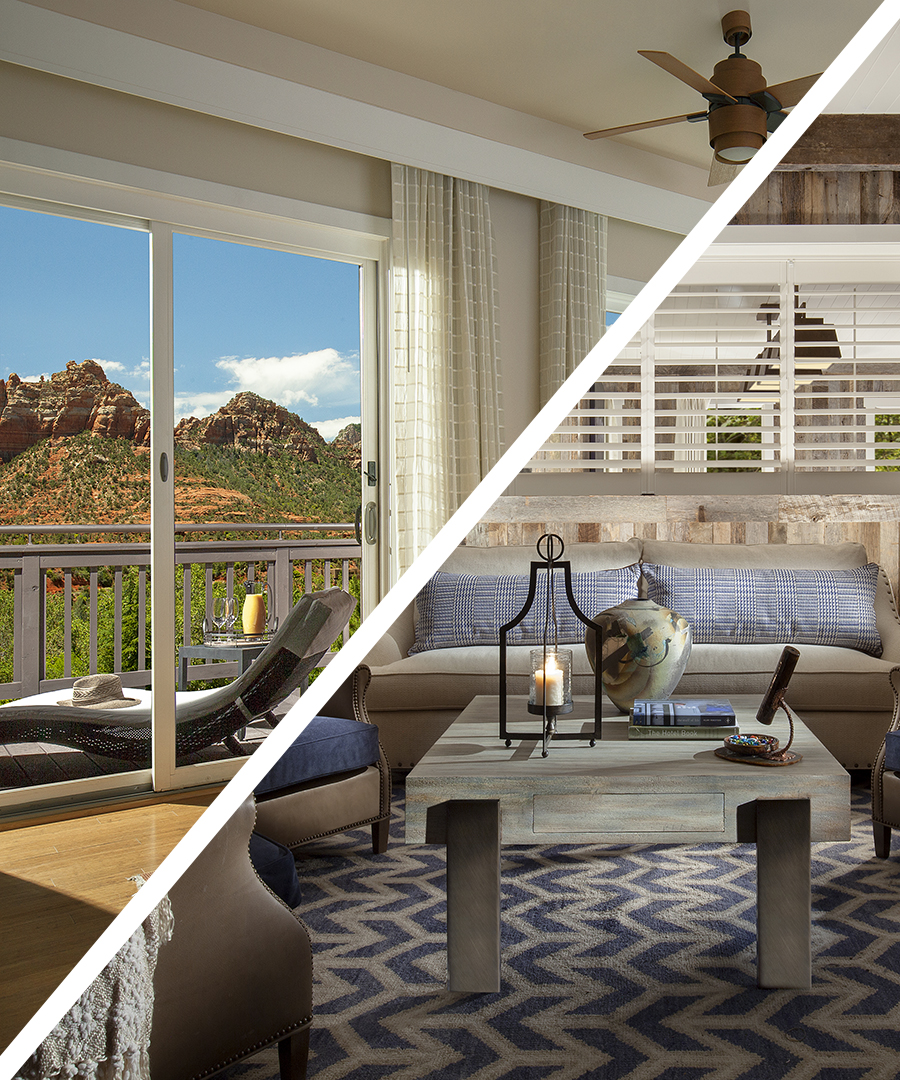 Room Request! L'Auberge de Sedona