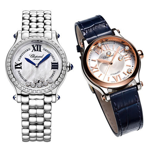 Chopard Happy Sport timepieces