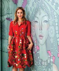 The Goldman Properties CEO and curator of Miami's highly Instagrammable Wynwood Walls explains how her eye travels