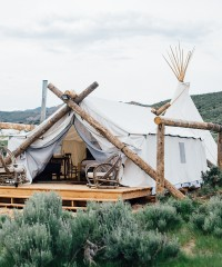 Collective Retreats is Glamping Done Right