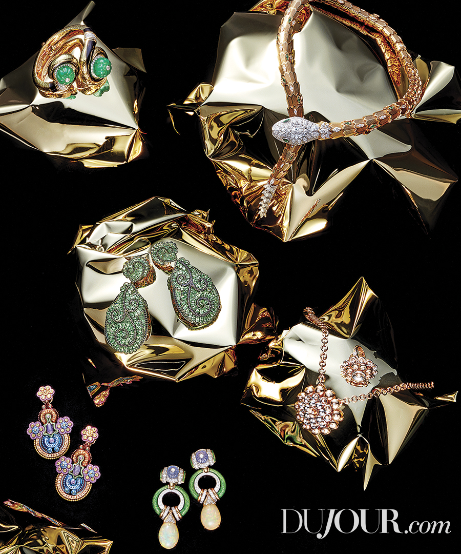 High Jewelry For The Holidays