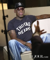 Candid Culture with Dennis Rodman