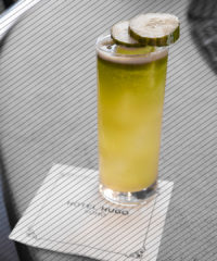 Drink DuJour: The Cucumber Quencher
