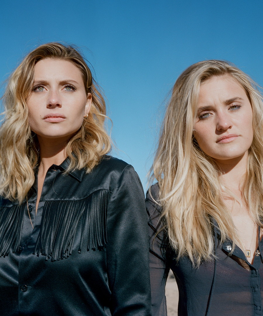 Aly & AJ's First New Single in 10 Years