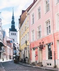Travel Diary: The Baltic States