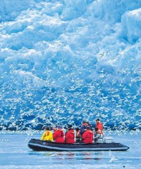 A Luxury Arctic Cruise