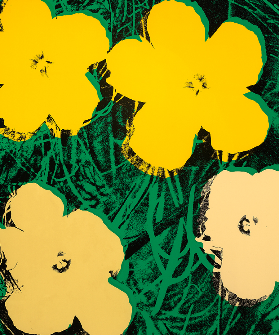 Behind the Exhibit: Warhol: Flowers in the Factory