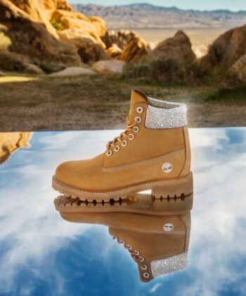 Jimmy Choo and Timberland Unite For an Iconic Boot