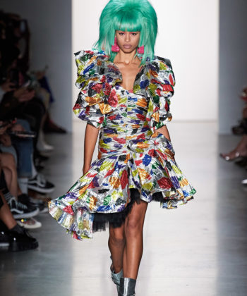 80s Revival Took Over The Runways at NYFW