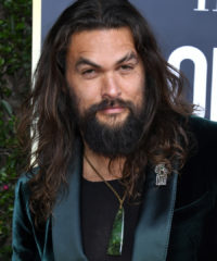Jason Momoa Stunned in Cartier at the 2020 Golden Globe Awards