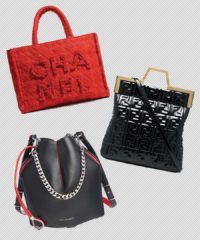 This selection of day-to-night arm candy will fit all your essentials without sacrificing style