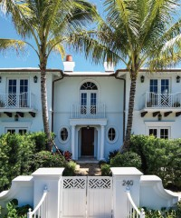 Inside a Gorgeous British Colonial Home in Palm Beach