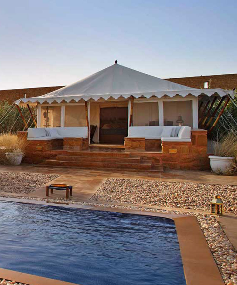 Luxury Tented Resorts to Visit This Year