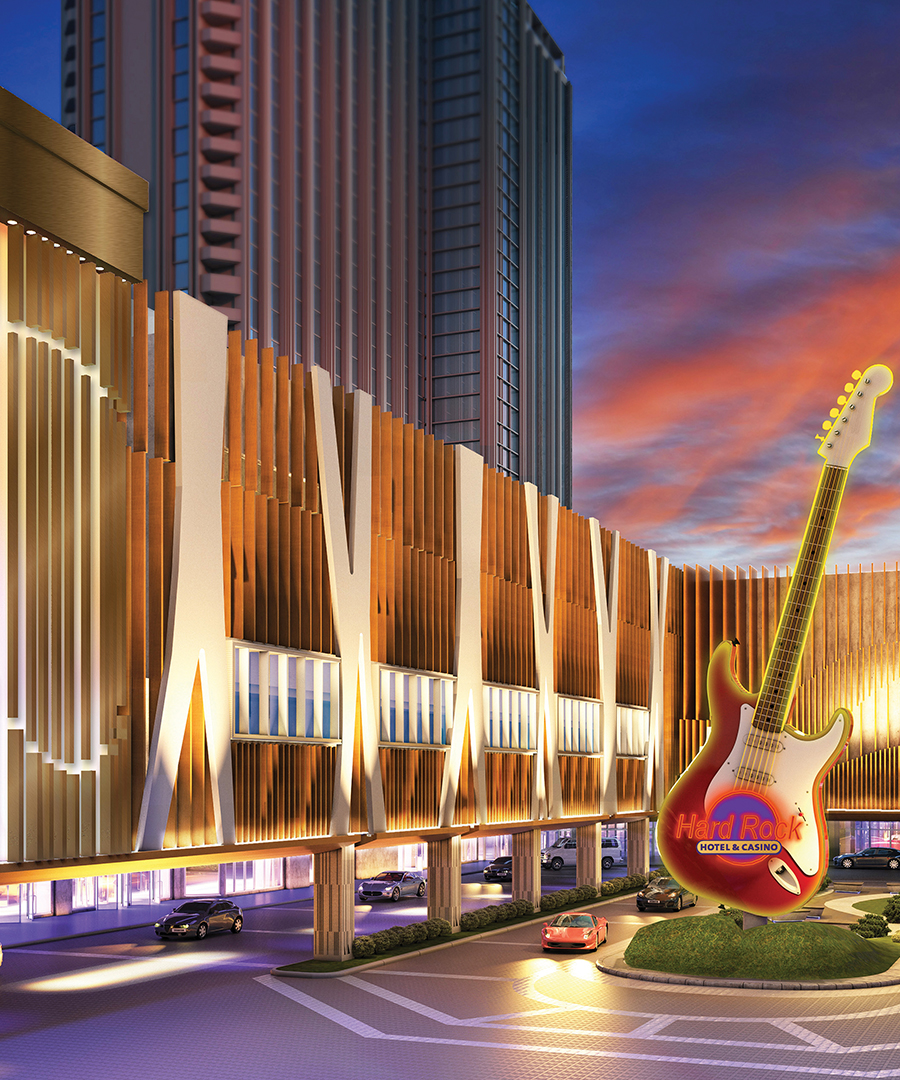 Visit the New Hard Rock Hotel & Casino Atlantic City